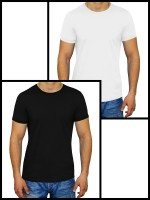 MAN MULTI PACK | 2 men's slim fit t-shirts